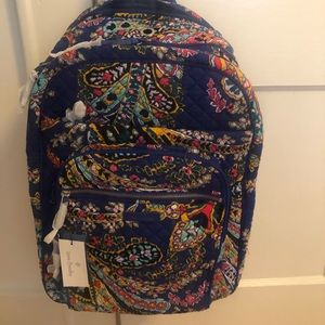 Vera Bradley iconic campus backpack (XL size)